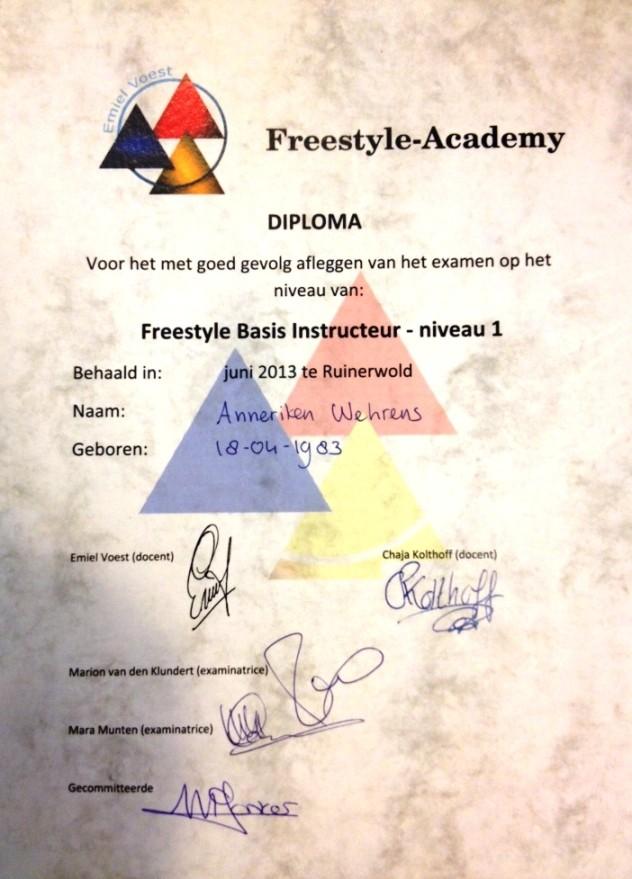 diploma niv1